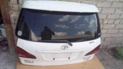 Дверь багажника Toyota Ipsum, задняя ACM21, 2AZ