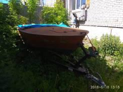 Лодка АМУР 1