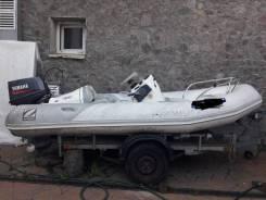 Лодка RIB Zodiac YL380DL