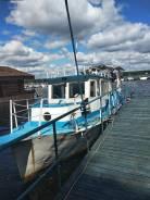 Продам малометражное судно мрб-40