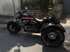 Harley-Davidson Trike, 2013