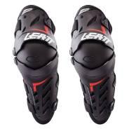 Наколенники Leatt Dual Axis Размер: ХХL черно красный 5017010182