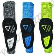 Налокотники Leatt 3DF Elbow Guard Hybrid размер: S/M Черно синий 5015400270