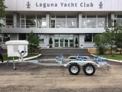 Прицеп для водомоторной техники YS 690R