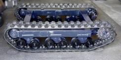 Горизонталь Corvet. Гусеничное шасси, 2 500куб. см., 5 000кг., 4x4