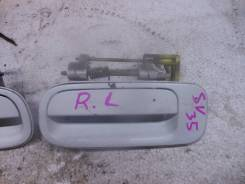 Ручка двери наружняя задняя левая Toyota Camry