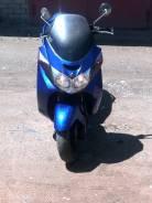 Suzuki Skywave 250, 2005
