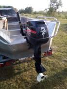 Подвесной лодочный мотор HDX T15BMS