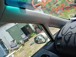 Накладка на стойку зеркала. Honda Fit, GD, GD1, GD2, GD3, GD4 L13A, L15A