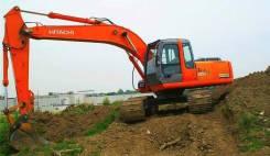 Услуги гусеничного экскаватора Hitachi ZX-200