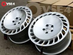 NEW! Super Stance # Messer Turbofan ME03-3 R17 7,5J Silver [VSE-4]