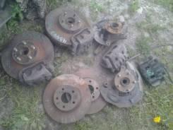 Суппорт тормозной. Subaru Forester, SG5