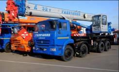 Аренда автокрана Галичанин КС 55729