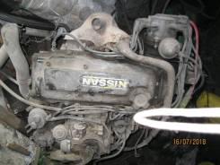 Nissan Stanza, 1985