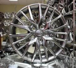 Новые диски на Toyota Camry Lexus Fsport Графит R17 5x114.3