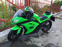 Kawasaki Ninja 300, 2013