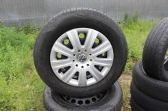"""Продам колеса Volkswagen Tiguan 215/65/R16. x16"""" 5x112.00 ET43 ЦО 57,1мм."""