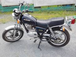 Suzuki GN 125, 2009