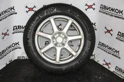 Michelin X-Ice. зимние, без шипов, 2012 год, б/у, износ 10%