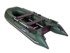 Лодка ПВХ Gladiator B 370 DP в г. Барнаул