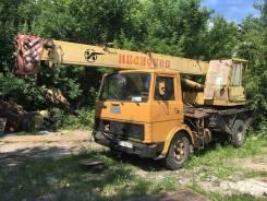МАЗ Ивановец КС-3577, 1988
