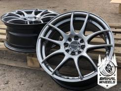 Новые Work Emotion Cr-kiwami =HyperBlack= [BaikalWheels]