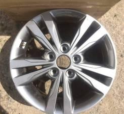 Литой диск R16 52910-F2200 на Hyundai Elantra
