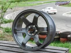 NEW! Комплект дисков Volk Racing TE37SL R17 8jj ET35 5*100 (D145/3)