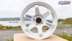 NEW! Комплект дисков Volk Racing TE37 SL R15 7j ET30 5*100 (1D157)