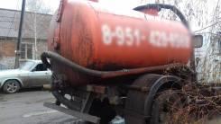 Продаётся асенизаторская цистерна
