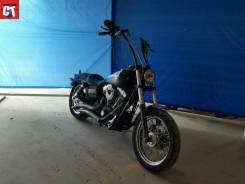 Harley-Davidson Dyna Street Bob. 1 600куб. см., исправен, птс, без пробега
