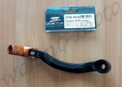 Лапка переключения передач Zeta Forged Shift Lever KTM EXC ZE90-4423 Черно оранжевый