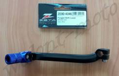 Лапка переключения передач Zeta Forged Shift Lever WR250R/X ZE90-4346 Черно синий