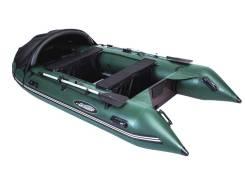Лодка ПВХ Gladiator D 420 DP в г. Барнаул