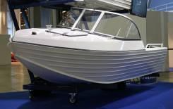 Trident. 2019 год, длина 4,50м., двигатель подвесной, 50,00л.с., бензин