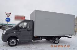 ГАЗ ГАЗель Next. Газель Некст Евроборт 4м, 2 700куб. см., 1 500кг., 4x2