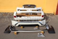 Комплект рестайлинга для Land Cruiser 200 в дизайн 2016+ года.