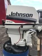 Лодочный мотор Johnson50 водамет на Камчатке