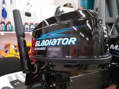 Лодочный мотор Gladiator 5 в г. Барнаул + Подарок!