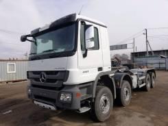 Mercedes-Benz Actros 4141K, 2019