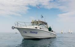 Продается моторный катер Seaswirl Striper 2901