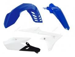Комплект пластика R-Tech Yamaha YZ250FX/WR250F 15-16/WR450F 16 (R-KITWRF-OEM-415) сине-белый