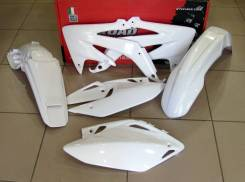 Комплект пластика R-Tech Honda CRF450X 08-17 белый R-KITCRX-BN0-415