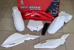 Комплект пластика R-Tech Husqvarna TC/TE 450-510 08-10 Original R-KITHSQ-OEM-502