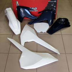 Комплект пластика R-Tech Husqvarna TC125/FC250-450 16-18 Original R-KITHSQ-OEM-516