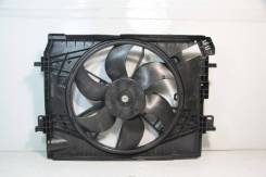 Диффузор радиатора в сборе Renault Logan / Sandero 14- / Kaptur 16- /