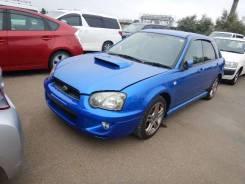 Капот. Subaru Impreza WRX
