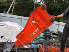 Гидромолот для экскаватора Miracle MB80M Палец 40мм 5-9 тонн Новый