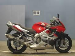 Honda CBR 600F, 2004