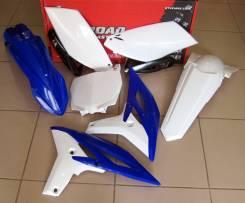 Комплект пластика R-Tech Yamaha YZF250 10-13 Original R-KITYZF-BL0-510
